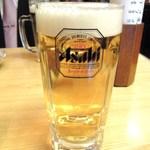 飛車角 - ビール