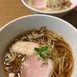 らぁ麺 飛鶏 - 鶏白湯と鶏そば(2017.02現在)