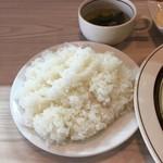 酒場TORA - H29.2 ライス・スープ付き