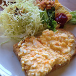 ハナカンラン - たまごトースト