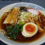 麺遊戯 みそ音 - 中華そば¥720-