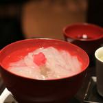虎屋菓寮 - 料理写真: くずきり