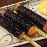 串八珍 - 納豆巻焼き