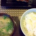 ダイニング匠 - 奈良の都祁村のお米が美味しい