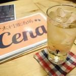 伊太利亜酒場 Cena - 2016年12月 モスコミュール【500円】