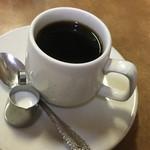 大島コーヒー店 - ホットコーヒー@350円