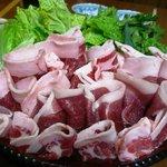 肉の根木 - 料理写真:猪肉(2011年1月1日)