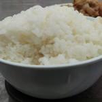 とんかつ 三金 - ご飯が美味いと揚げ物の魅力も生きてくるのだ