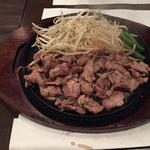 ステーキ&ハンバーグ タオステーキ - 料理写真: