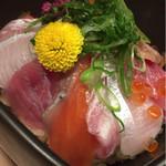 寿司割烹 匠 - 海鮮丼790円