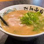 拉麺帝国 - ラーメン、580円。