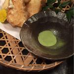 寿司割烹 匠 - クリームチーズ天ぷら 590円