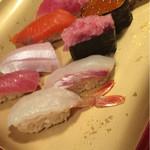 寿司割烹 匠 - おまかせ握り 10種盛り 3190円