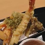 蕎麦佳肴 五常 - 天麩羅