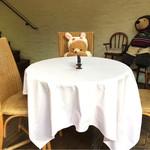 Teddy's Garden - カフェの内観