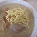 味乃やまびこ - 麺アップ