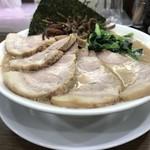 うまいヨゆうちゃんラーメン - 【2017.2.12】チャーシューメン¥900