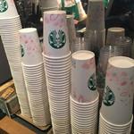 62826079 - 春仕様のカップ
