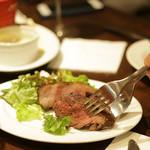 Y's Diner - お肉のグリル