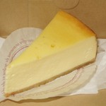 Farm Designs - ・「ベイクドチーズケーキ(\410)」