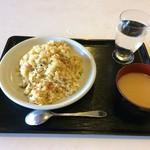 かなめ食堂 - 料理写真:五目チャーハン