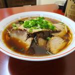スター食堂 - チャーシュー麺