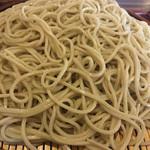 よし松 - 料理写真:美しい蕎麦