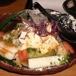 Yawarakubetteinagokoro - 豆腐サラダ