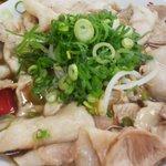 元祖らーめん大栄 - 大栄ラーメンのチャーシュー麺(醤油)