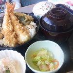 和食レストランとんでん - 天丼