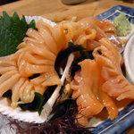 岸田屋 - 赤貝刺し