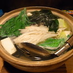岸田屋 - カキ豆腐