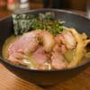 貝ガラ屋 - 料理写真:濃厚牡蠣そば+チャーシュー