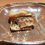 神楽坂 石かわ - のどぐろ、海老芋
