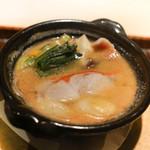 神楽坂 石かわ - 金目鯛の高麗鍋