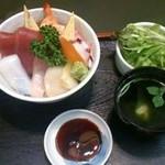 大寿司 - 海鮮丼