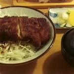 62832189 - 味噌カツ丼