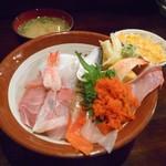 ひろしです - 海鮮丼