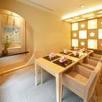 日本料理 橘 - ご接待やご結納にも便利な個室