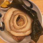 肉おでん まるちゃん - 車麩も絶品