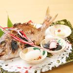 日本料理 橘 - お子様ご誕生100日目にはお食い初め