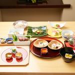日本料理 橘 - ご長寿をお祝したプランも