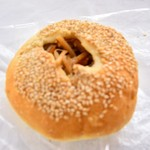 パン・ド・プレズィール - きんぴらごぼうパン