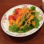 うすけぼー - 【ランチ】サラダ付き(ステーキランチ)