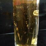 居酒屋 わっしょい - ドリンク写真:生ビール480円はドライプレミアム