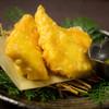 クリームチーズの特製天麩羅