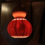 ハンモックとくつろぐ古民家fe 926 - ひょうたんのランプ