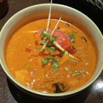 インドの恵み - 【恵みセット】じゃがいもと茄子のカレー