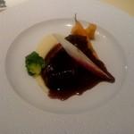 シェ松尾・松濤レストラン - 国産牛の赤ワイン煮 ブルギニョンスタイル