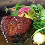 62839775 - 煮込み和牛のほほ肉のソテー